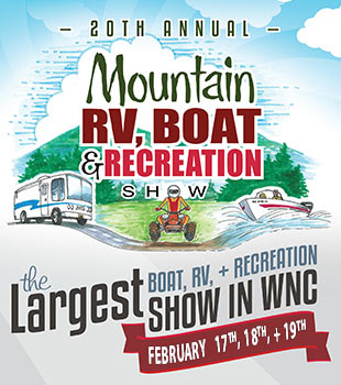Mountain RV Boat and Recreation Show